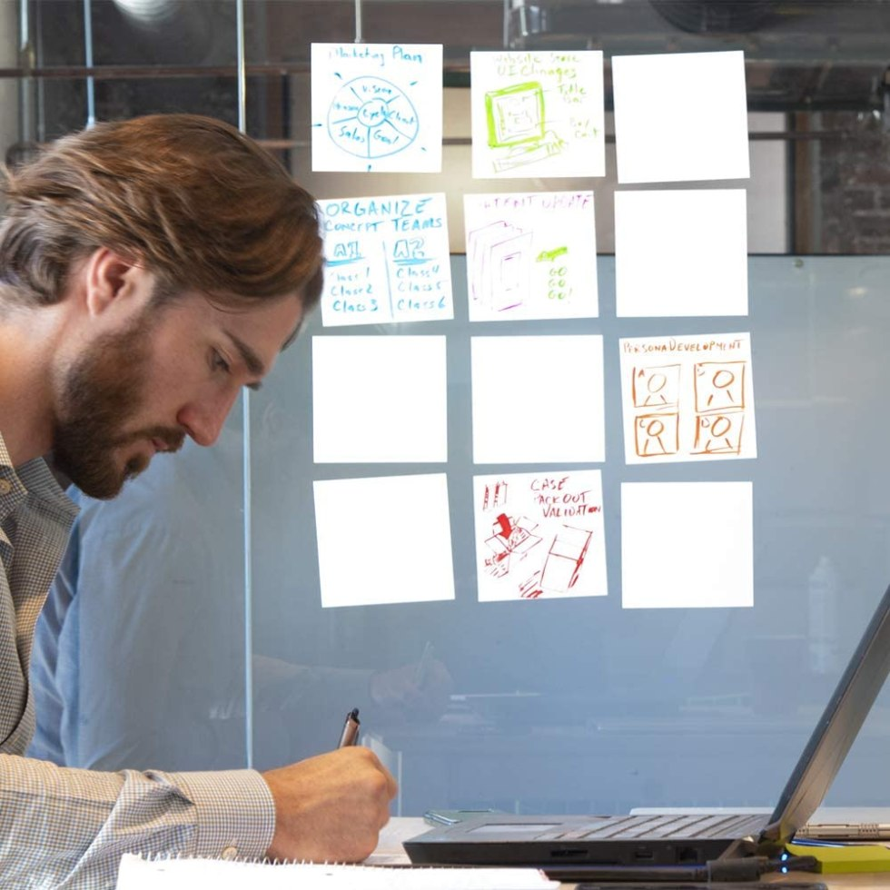 dry erase stickies online learning gifts