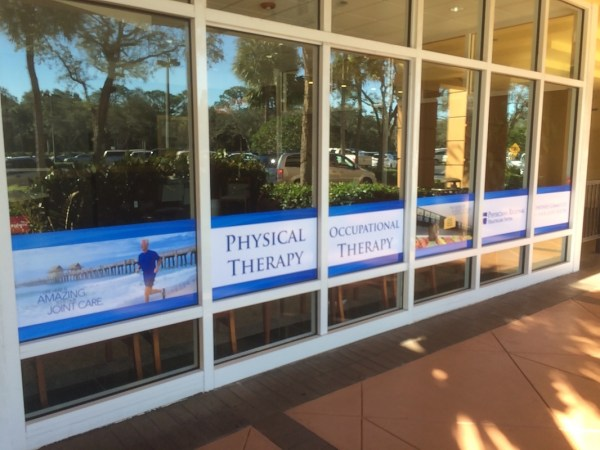 Window Graphics Banners Contractor Signs Vinyl Lettering Fort Myers Sanibel Cape Coral