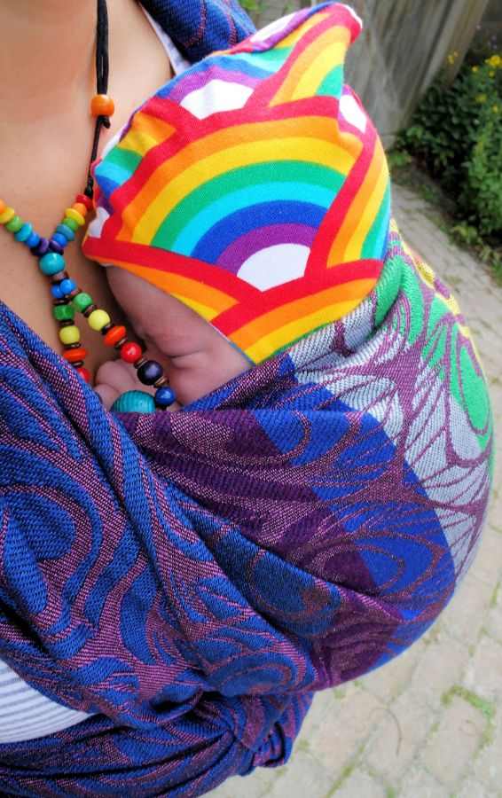 Artipoppe Argus Wrap you in Rainbow
