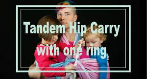 Tandem Hip Carry ( 1 ring) Image