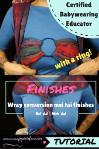wrap conversion carrier finishes Image