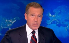Brian Williams Lie of Authenticity