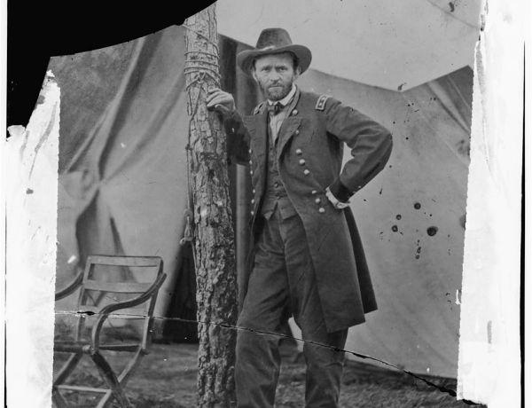 ulysses s grant, civil war, race, racism