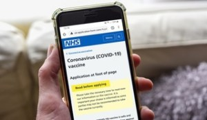Scam alert: fake NHS COVID-19 vaccine text