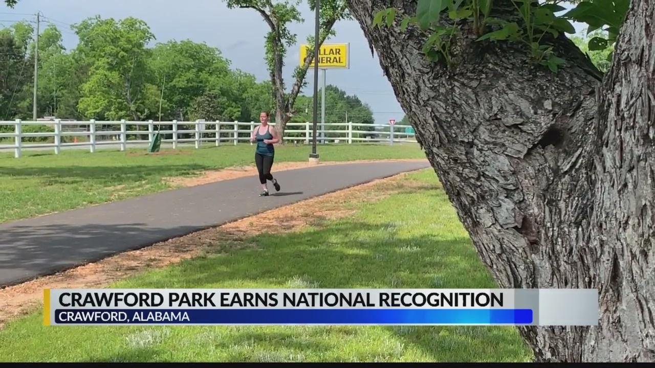 Crawford park gets a lot of use from Russell County residents
