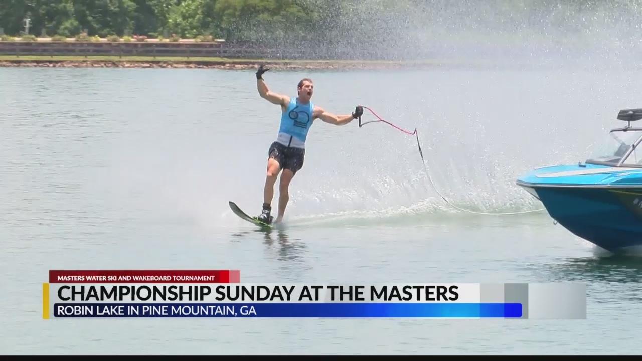 Masters final round