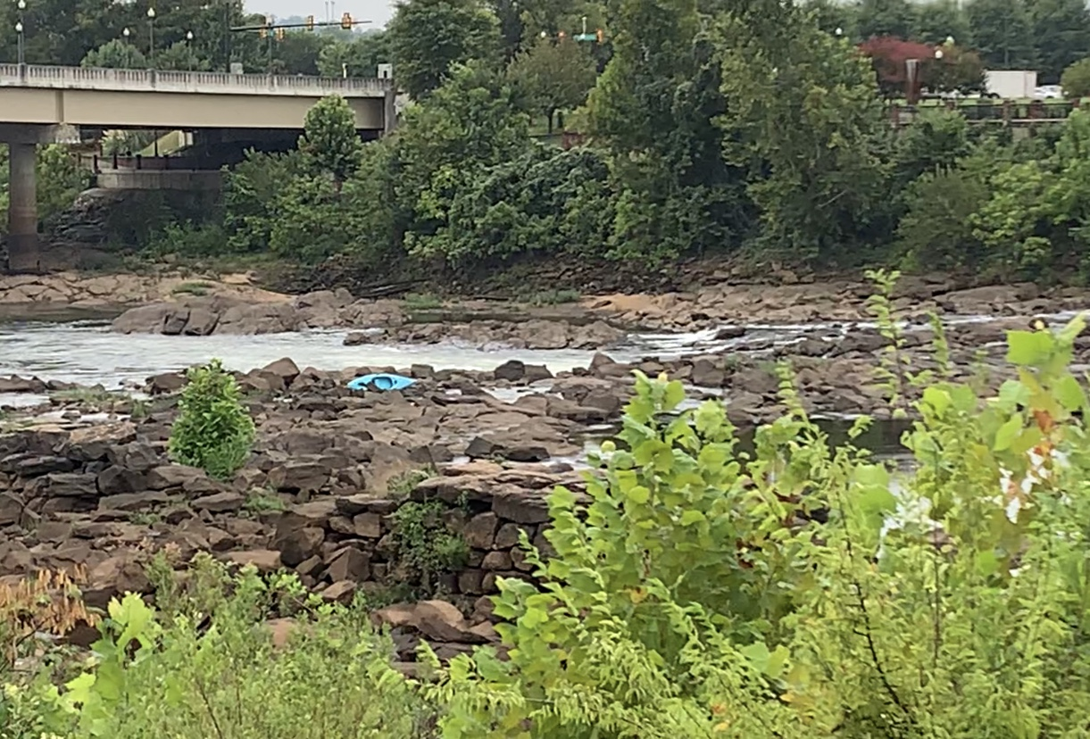 Did you lose your kayak in the Chattahoochee River? Well