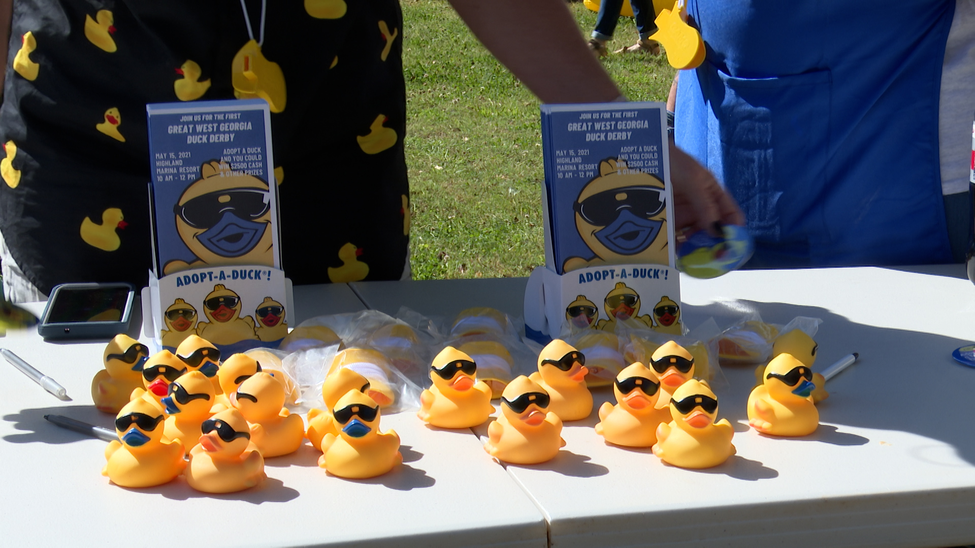 West Georgia Duck Derby