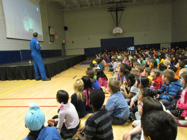 Ryerson Ps Meets -of-world Guest Waterloo