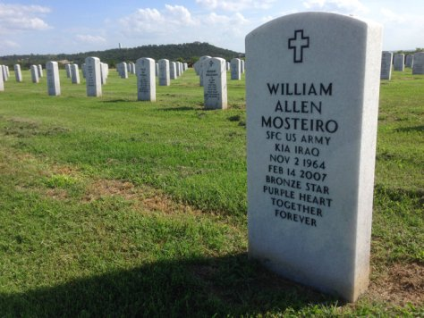 The Iraq war claimed the lives of 519 soldiers from Fort Hood, Texas, more than any other U.S. military post. (Photo courtesy of Yahoo News)