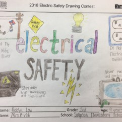And Electric Cinder Cone Volcano Diagram Safety Drawing Contest Wrecc