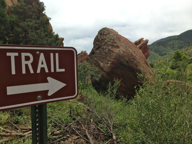 Trading Post Trail at Red Rocks