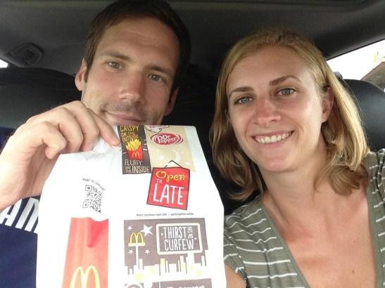 McDonalds post Vietnam