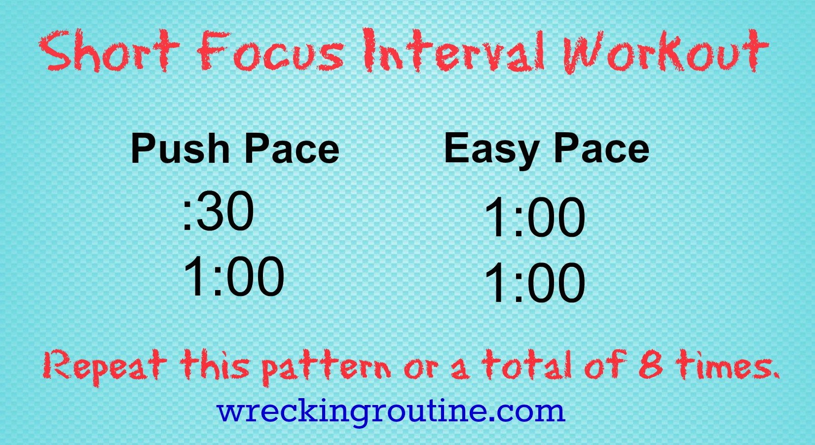 6 Interval Running Workouts For When You Just Don T Feel