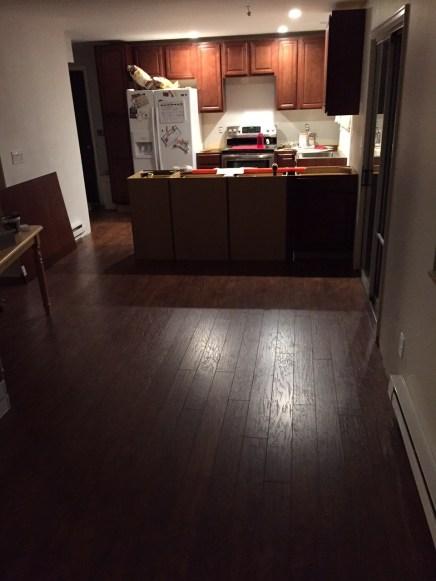 Kitchen & Floor