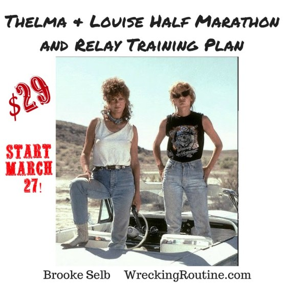 Thelma & Louise Start Date