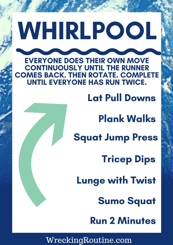 Whirlpool Workout