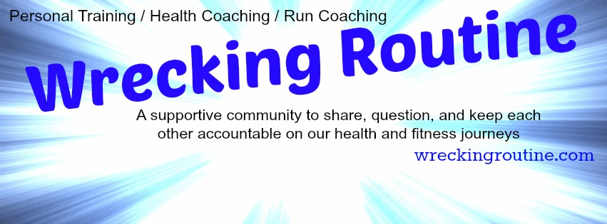 Wrecking Routine Health & Fitness Group