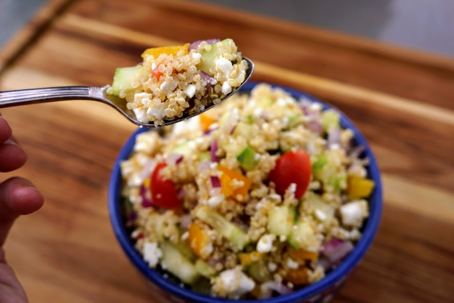 Quinoa Lunch Bowl