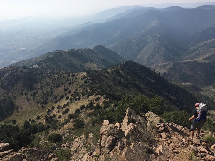 Mt Morrison Hike