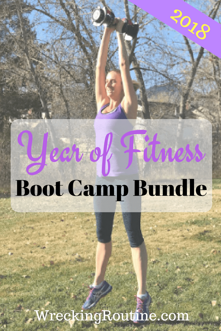 Year of Fitness Boot Camp Bundle 2018