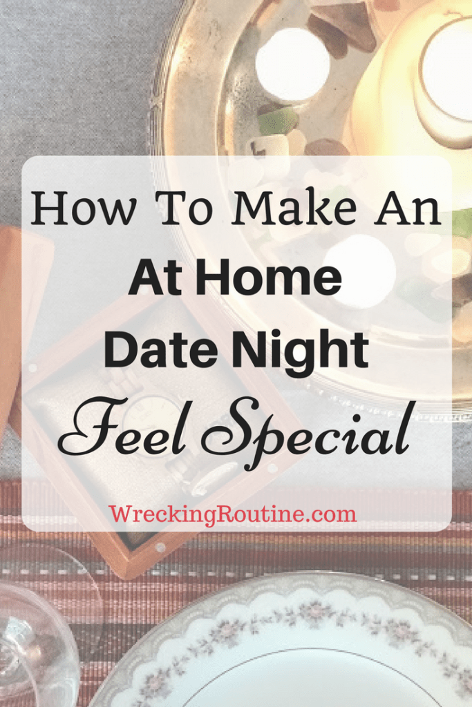 How To Make An At Home Date Night Feel Special