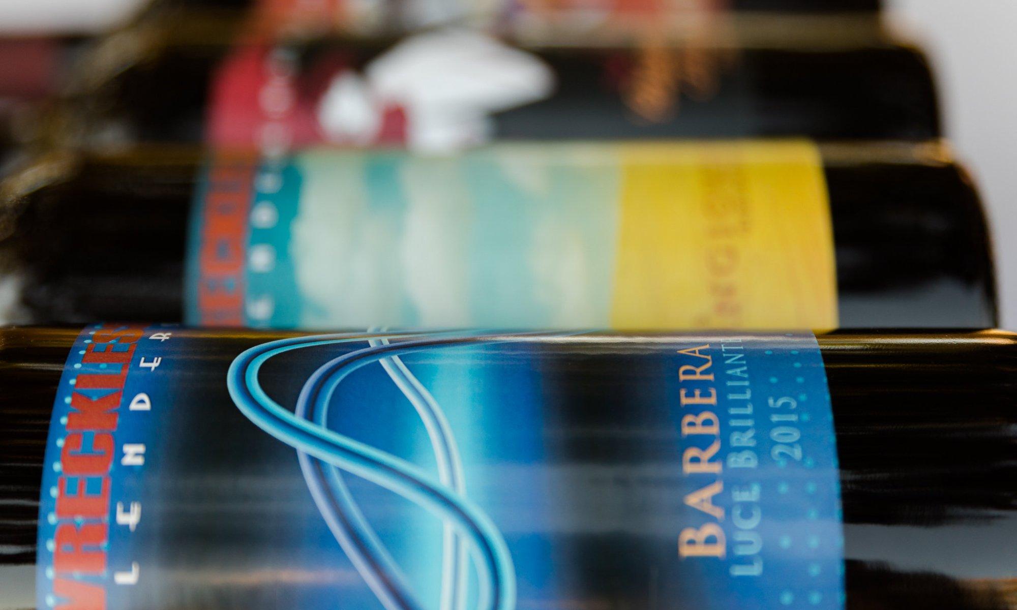 Buy Wreckless Blenders Wine
