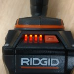 Affordable Battery Powered Mid-Torque Impact Wrench | Ridgid R86011