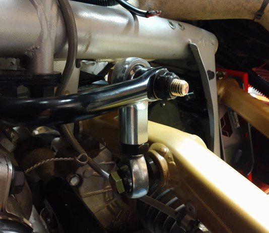 Major Can Am X3 Weak Point Add Adjustable Front Sway Bar Links ASAP