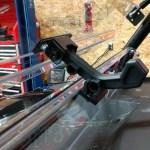 Super ATV Polaris RZR XP Turbo S Flip Windshield Install   Scratch Resistant Polycarbonate