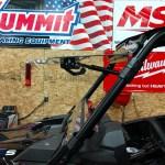 Super ATV Polaris RZR XP Turbo S Flip Windshield Install | Scratch Resistant Polycarbonate