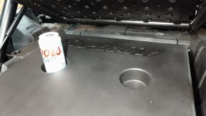 Super ATV Polaris RZR XP Turbo Insulated Cooler Or Cargo Box | 30 Liter | Fits Turbo S Also