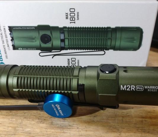 Olight M2R Pro ODG