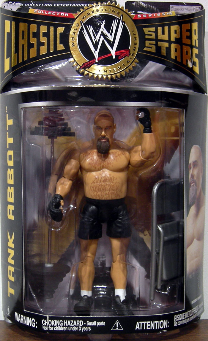 Someone Bought This Tank Abbott figure  WrestleCrap  The Very Worst of Pro Wrestling