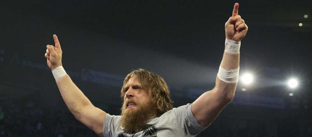 Daniel Bryan Reveals When His WWE Contract Expires