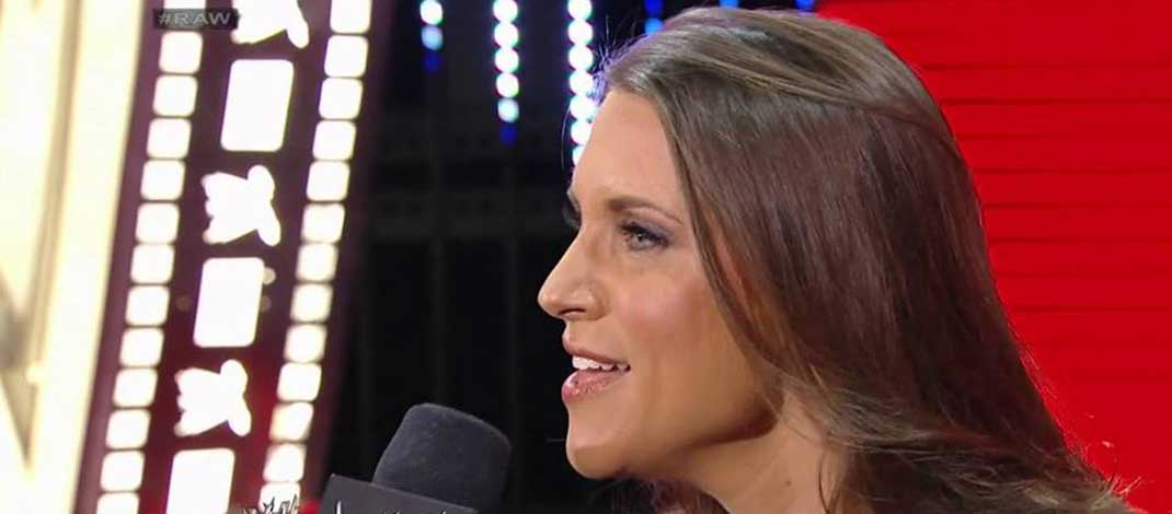 Stephanie McMahon On The Potential Sale Of WWE & More!
