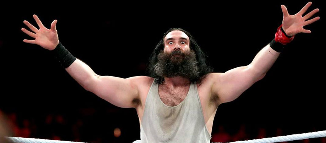 Luke Harper Reveals He Has Asked To Be Released From WWE