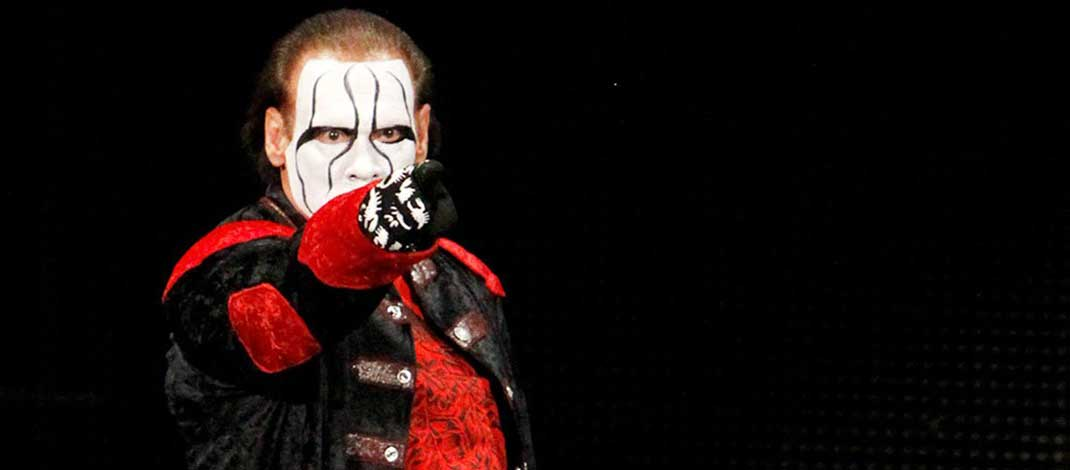 Sting On WWE Bringing Back War Games And Starrcade, His Conversation With The Undertaker About Having A Match & More!