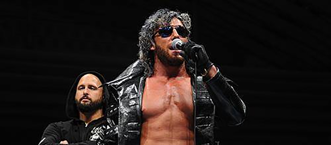 Kenny Omega Signs Contract Extension With NJPW
