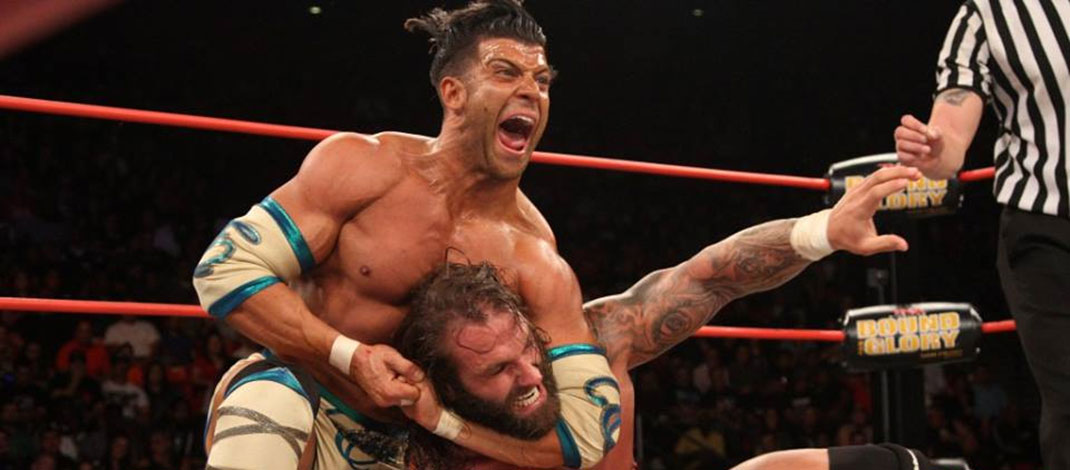 Robbie E Makes NXT Debut As A Manager