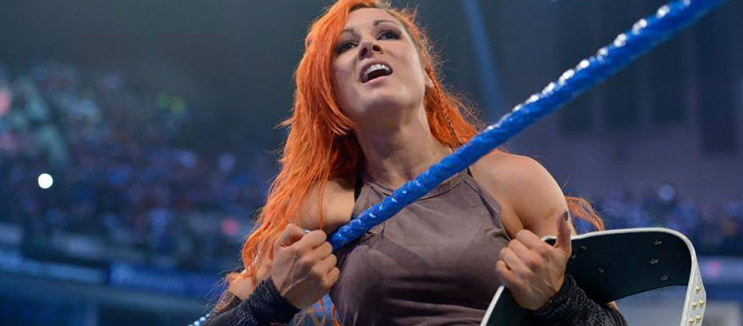 UFC Fighter Challenges Becky Lynch To A Match At SummerSlam