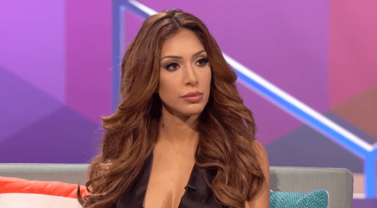 Former Teen Mom Star Farrah Abraham Joins The Wrestling Business