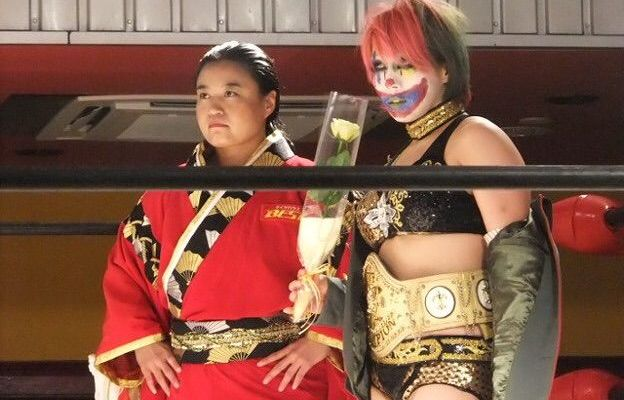 Meiko Satomura On Wanting To Compete In WWE Again – WrestleFix
