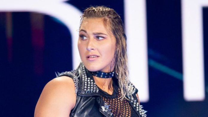 Rhea Ripley Dealing With An Injury