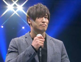 Kota Ibushi Issues Injury Update