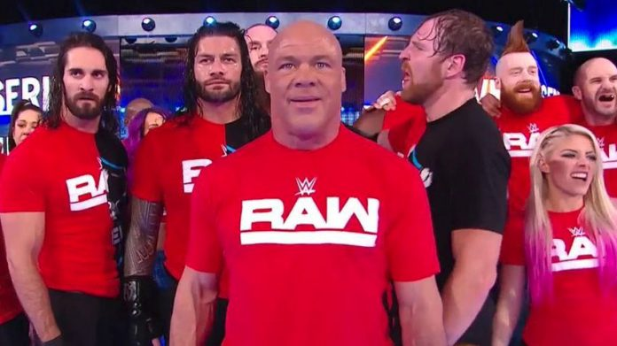Image result for RAW attacks SmackDown Live 11/14/17