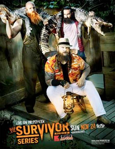 survivorseries2013poster