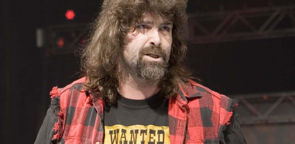 Mick Foley goes almost an hour with Hall of Fame speech