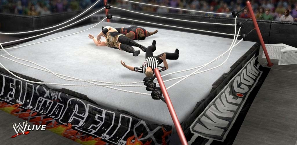 WWE and THQ reveal the WWE '13 video game roster