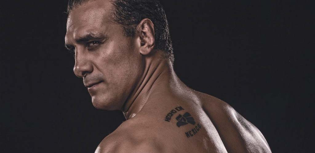 Alberto El Patron arrested and charged with sexual assault